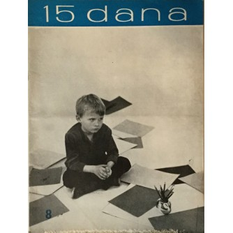 15 DANA ČASOPIS 1963. BROJ 8